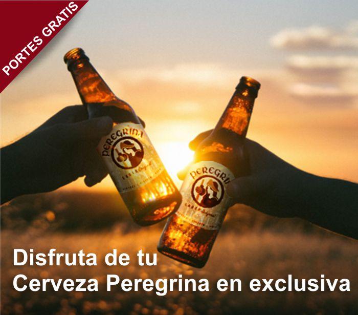 cerveza peregrina portes gratis