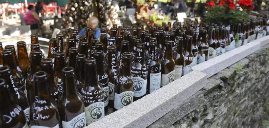 Un santuario para la cerveza Peregrina