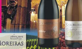 Casa Moreiras Mencia entre los mejores vinos tintos de Ribeira Sacra