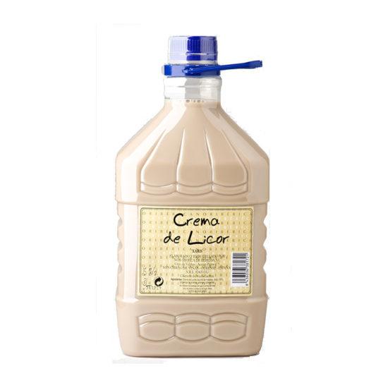 Con esta crema gallega casera artesana de licor garantizamos un buen sabor de boca en todas sus sobremesas.